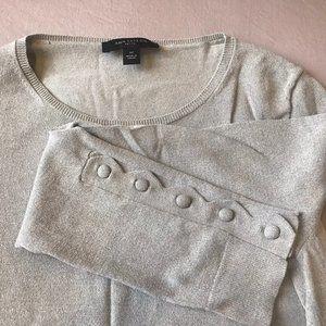 Ann Taylor MP Grey Sweater